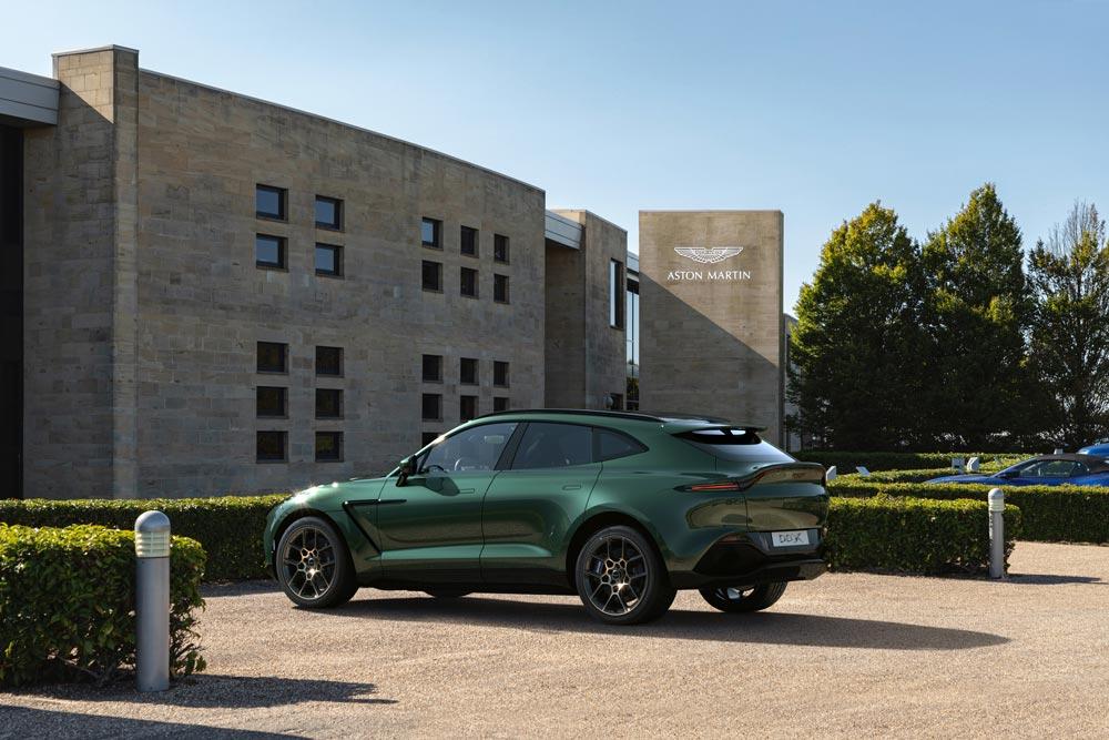 Dbx Q Suv By Aston Martin Jww